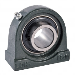 Tapped Base Pillow Block Bearing Housing Photo