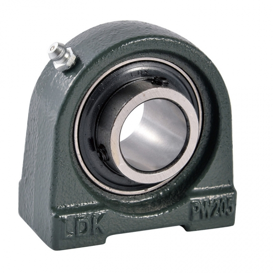 Tapped Base Pillow Block Bearing Units UCPW2