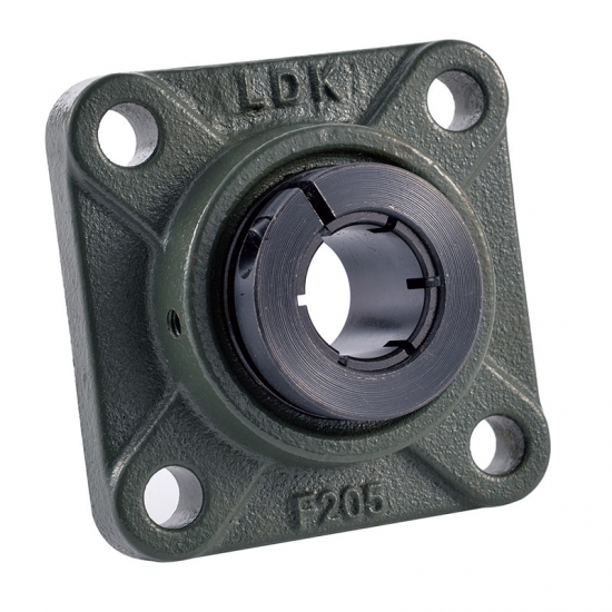 Flange Mounted Bearings