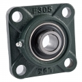 4-Bolt Flange Bearing Units UCF3