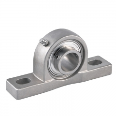 Stainless Steel Mounted Bearing Units Photo