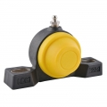 Waterproof Plastic Bearing Units WP-SSBP2