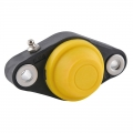Waterproof Plastic Bearing Units WP-SSBFL2