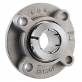 All Stainless Steel Bearing Units SSUEFC2