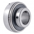 Chrome Steel Bearing Insert With Setscrew Locking UC3