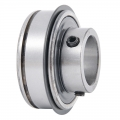 Chrome Steel Bearing Insert With Setscrew Locking SER2