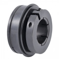 Chrome Steel Bearing Insert With Concentic Locking UER2