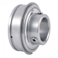 Stainless Steel Bearing Inserts With Setscrew Locking SSER