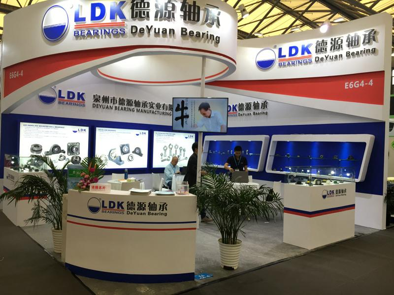 LDK-DEYUAN Bearings attended PTC AISA 2019